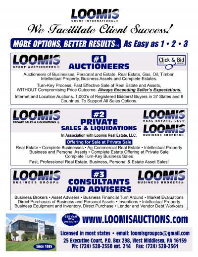 Loomis Group 1-2-3